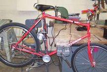 Электровело / E-bike