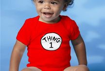 Dr. Suess Theme Clothing