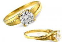 Rings engagement / wedding