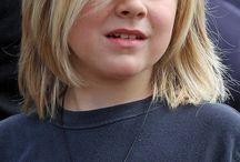 Holden's hair