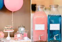 Abby's Gender reveal party / by Kelly Cobb
