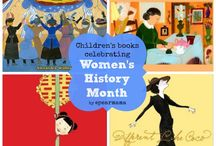 Themes Women's History Month