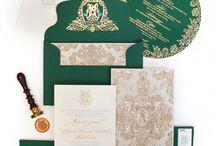 emerald-green wedding