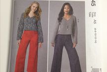 My Sewing Patterns - McCall's