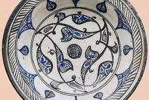Bliski Wschód ceramika średniowieczna