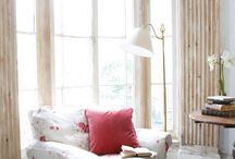 Red decorating ideas