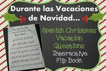 Spanish Class Resources