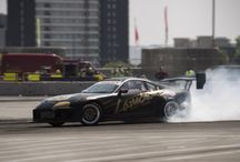 Drift allstars 2014, London