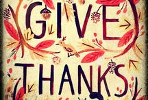 Things We're Thankful For 2014 / by SKECHERS USA