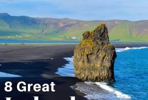ICELAND Travel Tips / Iceland is no longer a hidden gem. The country is a naturally stunning spot though. Use the advice from those who have been to save money travelling Iceland!