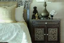 Interior Design/Moroccan,Bohemian
