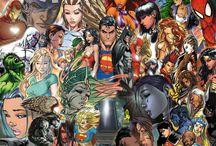 Favorite Comic Books