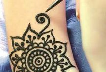 Henna and tattoo ideas