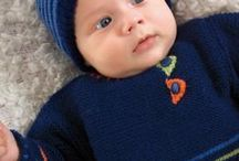 Baby knits / Baby Knitting patterns