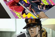 Jojo's Bizzarres Adventures