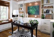 Office someday / The office inspiration and maybe combine the best for my office space