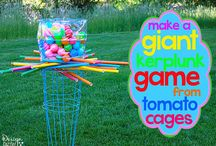 Outdoor games for kids / by Caryn White
