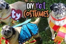 Halloween Costume Ideas / Inspiration, ideas and tutorials for Halloween costumes!