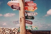 Places I wanna visit