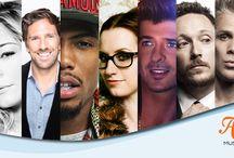 Ambassadors / VH1 Save The Music Ambassadors