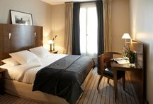 Hotel Montalembert / Essential feature within the Carré Rive Gauche, just a few steps away from Orsay and the Louvre museum
