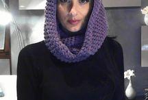 sciarpa di monica