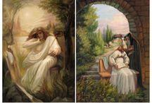 Art: Optical Illusion
