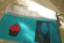 """Notebook Fabric - Tissu / Tissu cahier d'écolier, reprenant le graphisme des cahiers américains et anglais, tissu """"notebook"""", une création exclusive de Motif Personnel, tissu imprimé en France.(Tissu popeline 100% coton, 120g/m²). Notebook fabric, made in France  http://www.motifpersonnel.com/recherche/notebook/"""