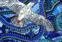 Mosaic Art I love, made by others