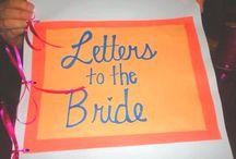 Bridal Shower Ideas / by Veronique Baughman