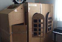 Carboard / #cardboard