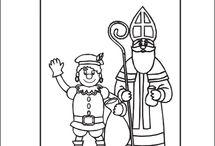 Gr 1 Sinterklaas
