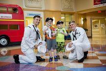 Navy heros