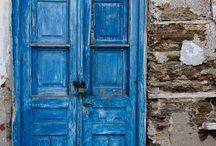 Ancient Doorways
