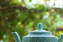 tea, tea and more tea ware and maybe coffee  / by Aileen