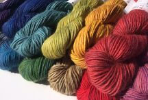 On SALE right now! / As many of you may know - Rowan have discontinued lots of their iconic lines....mohair haze, fine art aran, lima, alpaca colour, tweed, fine tweed and more...SBY is selling these at excellent prices...do ask when you visit the shop as not all lines are on show...