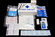 For the car / first aid kits or emergency preparedness kits for the car, truck or boat