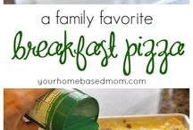 Recipes for groups or family.