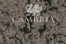 CAMBRIA QUARTZ- 'CAMBRIAN COLLECTION'