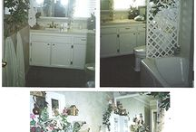 Bath Remodel - before and after / Bath