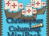 Christopher Columbus / by Colette Pudwill