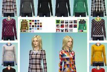 The Sims 4 Custom Content / Lovely custom content made for The Sims 4.