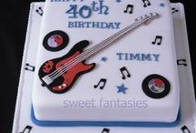 Trevs 30th Cake