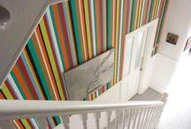 Inside Stripes / by Vicki Sleet