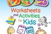 ESL Worksheets for kids - freebies, printables, downloadables