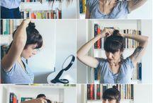 dicas de beleza / dicas de produtos de beleza, tutoriais, maquiagem, cabelo, como fazer penteadinhos, como ter uma franja perfeita....