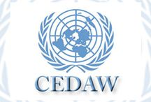 CEDAW / The Convention on the Elimination of all Forms of Discrimination Against Women (CEDAW) is an international treaty adopted in 1979 by the United Nations General Assembly.