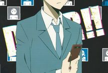 Mikado Ryugamine / The Founder of Dollars and his alter Gakuen Tengoku