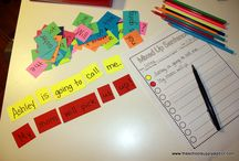 Elementary Writing / by Stevie Tut