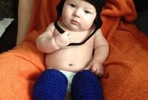Crochet - Baby / by Kirsten Goff